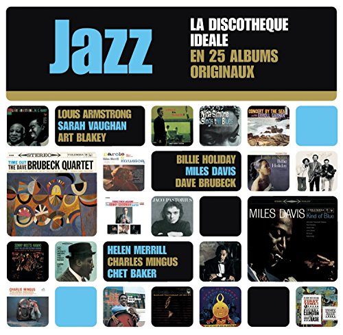 - The Perfect Jazz Collection: 25 Orig Inal Albums