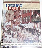 Created Equal : School Binding, Jones, Nick, 0321332121