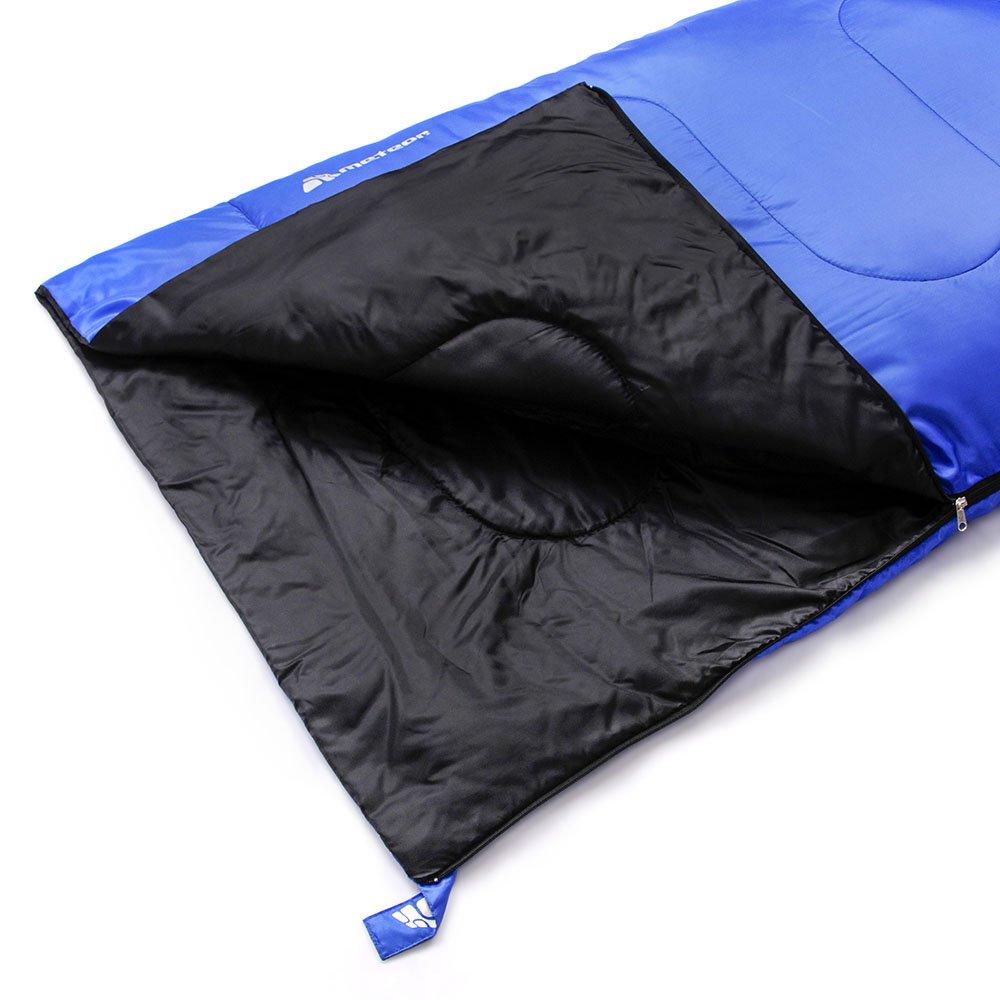Acampada Senderismo al Aire Libre Port/átil con Saco de Compresion Dreamer Festival meteor Saco de Dormir Rectangulares para ni/ños y Adultos en Viaje Camping