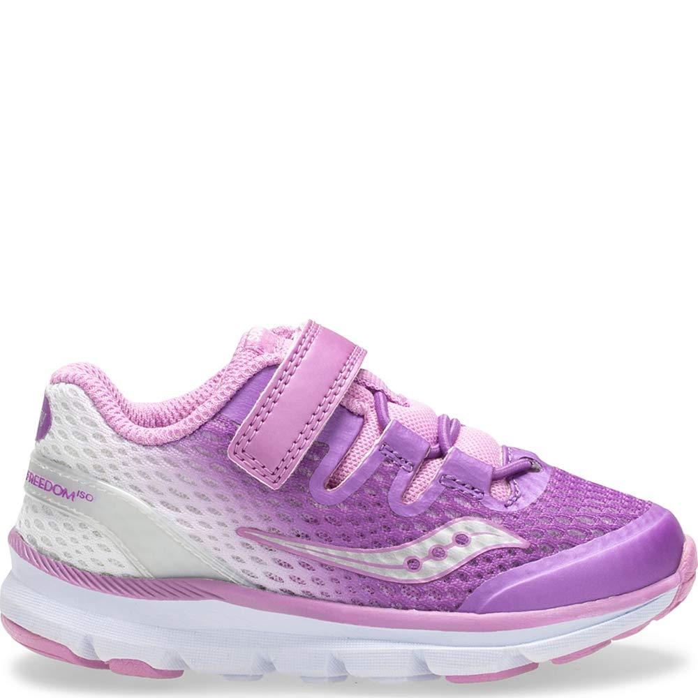 Saucony Kids/' Baby Freedom Iso Sneaker