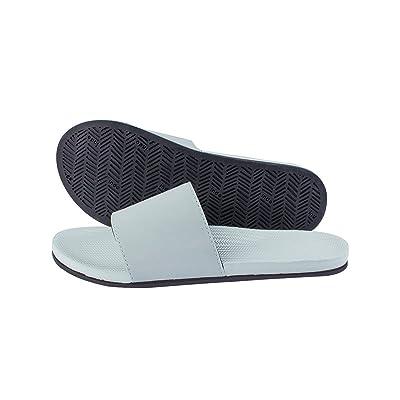 Indosole Women's ESSNTLS Vegan Tire Slide Sandals | Slides
