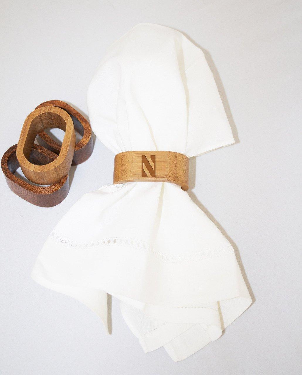 Northwestern Napkin Rings