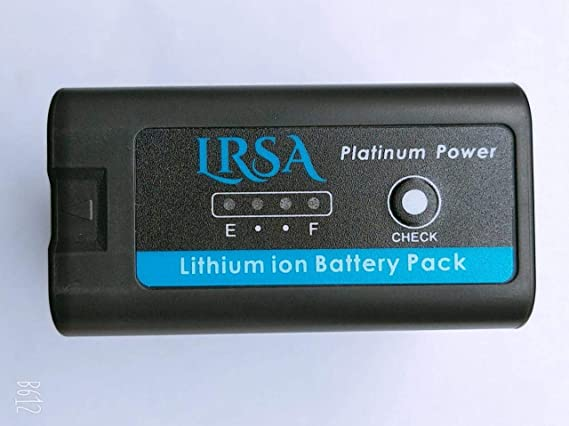 NP F970 Platinum Pro Battery Lithium ion Battery Pack