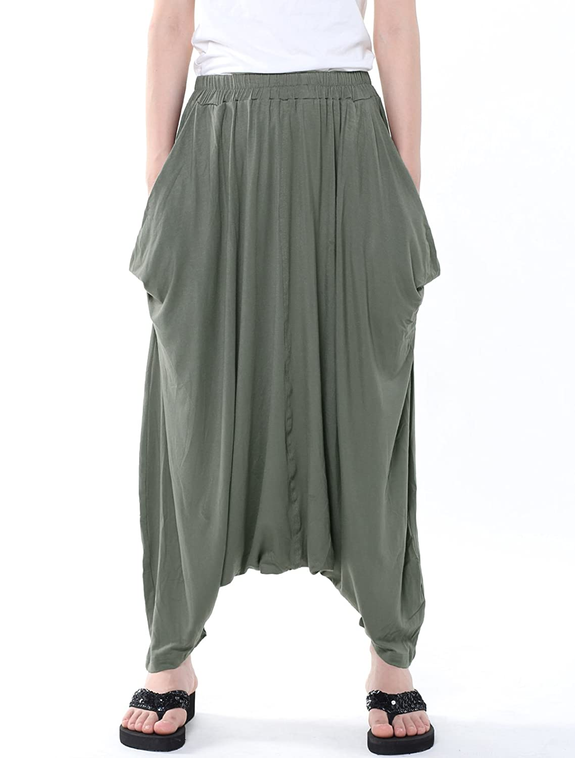 Minibee PANTS レディース B01JRF6R0K One Size|Style 2 Green Style 2 Green One Size