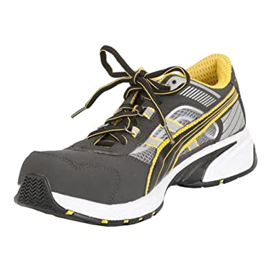 25c3a4904c88f8 Amazon.com  PUMA Safety Mens Pace Low SD  Shoes