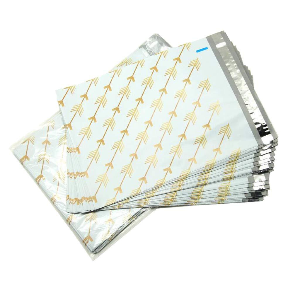 SM SunniMix Paquete de 100pcs Bolsas de Plástico para Envíos ...