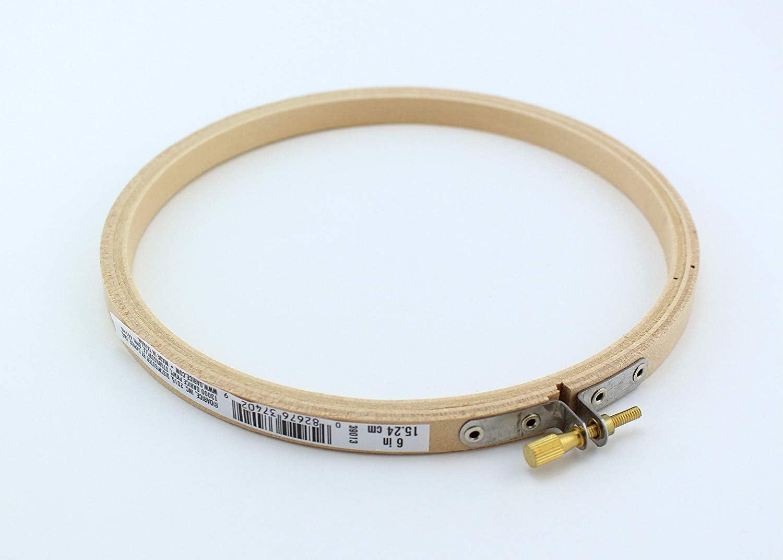 Wood Hoop 7