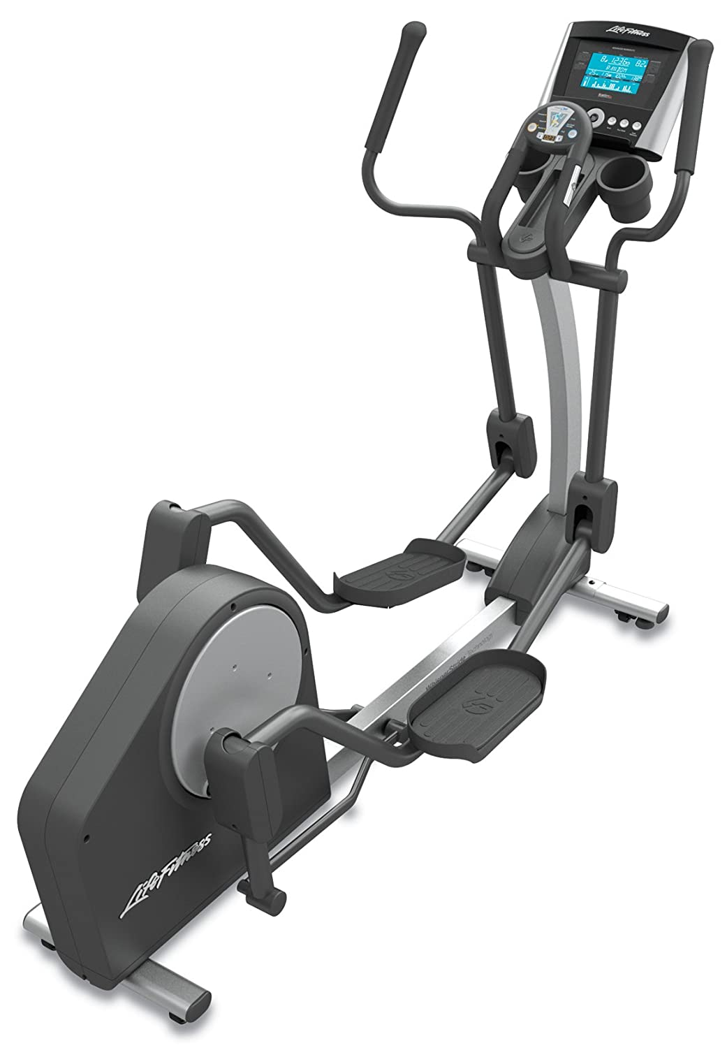 Life Fitness x3 elíptica cross-trainer con Advanced Consola de entrenamiento: Amazon.es: Deportes y aire libre