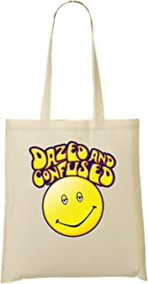 Dazed And Confused Smile Logo Sac Fourre-tout Sac à provisions