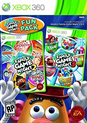 Hasbro Family Game Night – Xbox 360