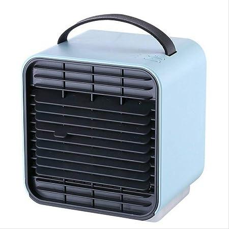 BASEIN Enfriador De Aire Mini Aire Acondicionado Portátil Humidificador Purificador Enfriador Ventilador Espacio Personal Enfriador De Ventilador Inicio Enfriador De Enfriamiento Rápido A: Amazon.es: Hogar