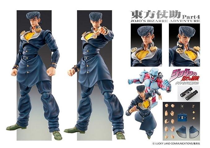 Medicos SAS JoJo/'s Bizarre Adventure Part 4 Josuke Higashikata Action Figure
