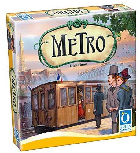 Metro - Family Board Game