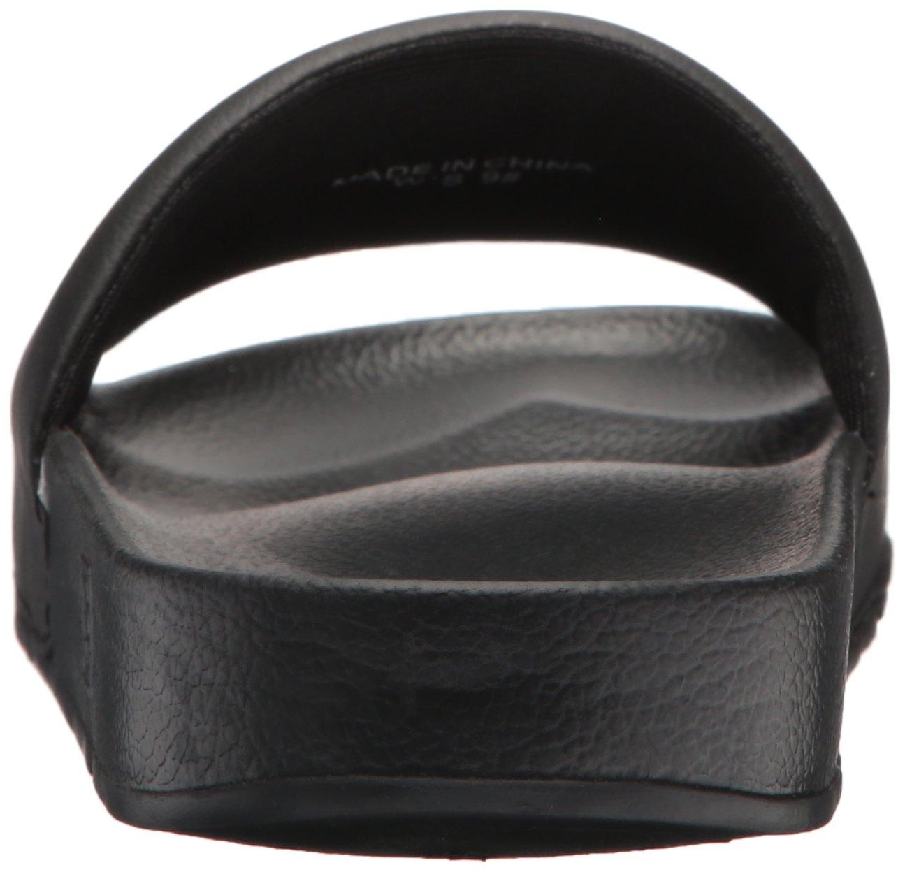 Fila Women's Drifter Slide Sandal B071HFG4Y3 8 B(M) US|Black/Fila Red/White