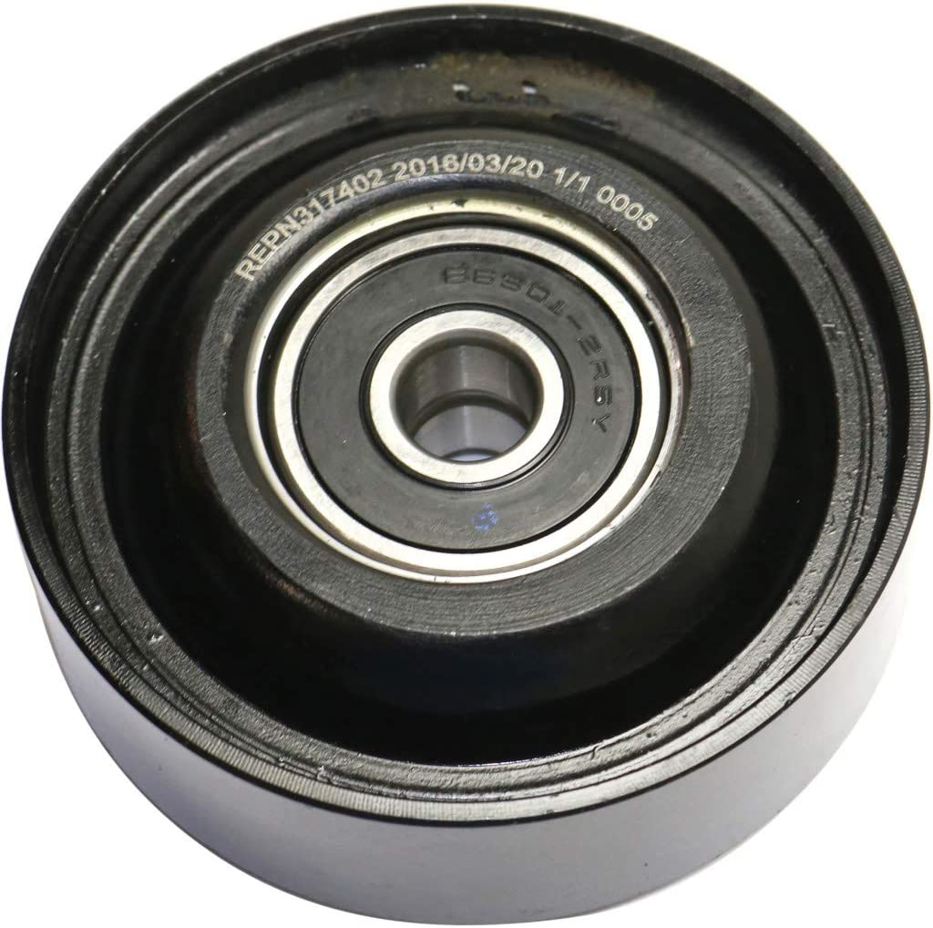 Idler Pulleys For Infiniti M35 Accessory Belt Idler Pulley 2006 ...