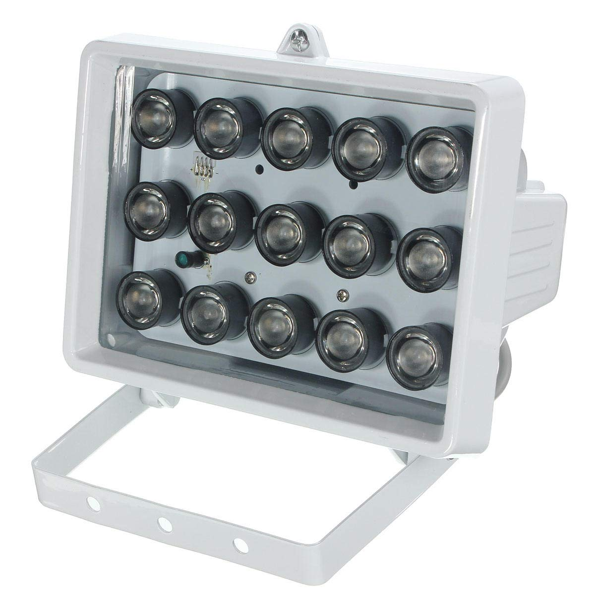 328ft 15LED 12V Night Vision Lamp IR Illuminator Infrared For Security Camera - CCTV Security Accessories Infrared Illuminator - 325 x Breadboard jumper wires by Unknown