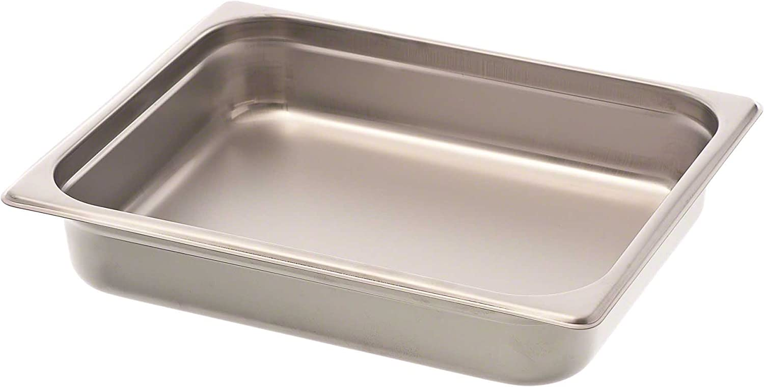 Browne 4 Half-Size Steam Table Pan