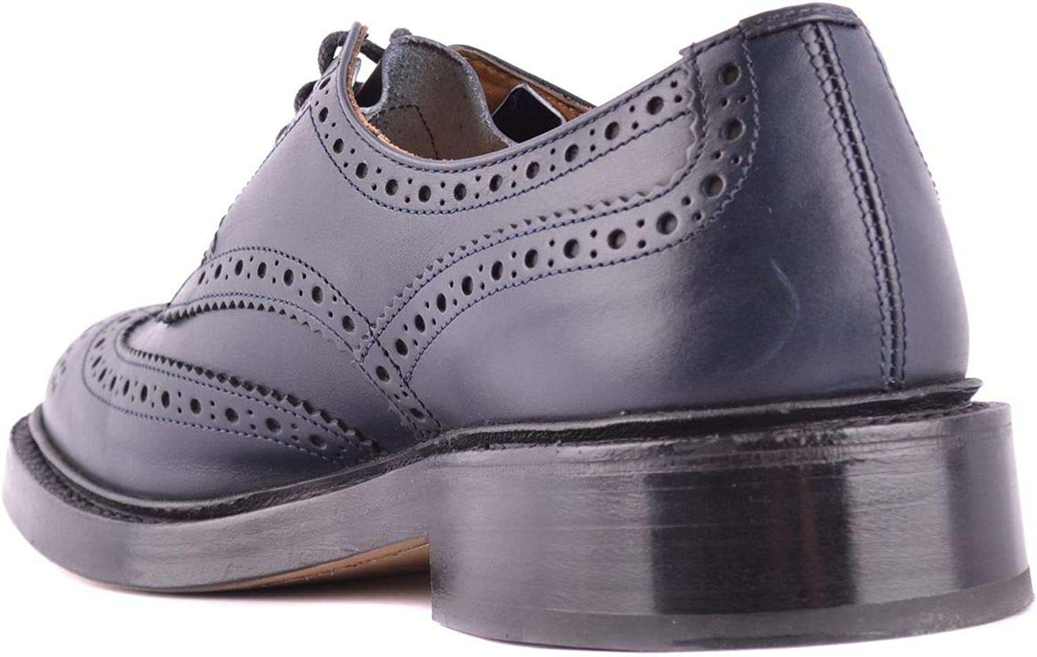 Chaussures Bleu Luxury Homme Tricker's MCBI32628 Fashion À