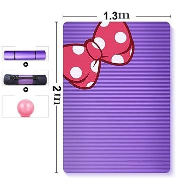 XUMINGYJD - Esterilla de Yoga Doble para niños y niñas (2 ...