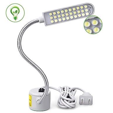 EVISWIY - Luz LED para máquina de coser (30 LED) para banco de ...