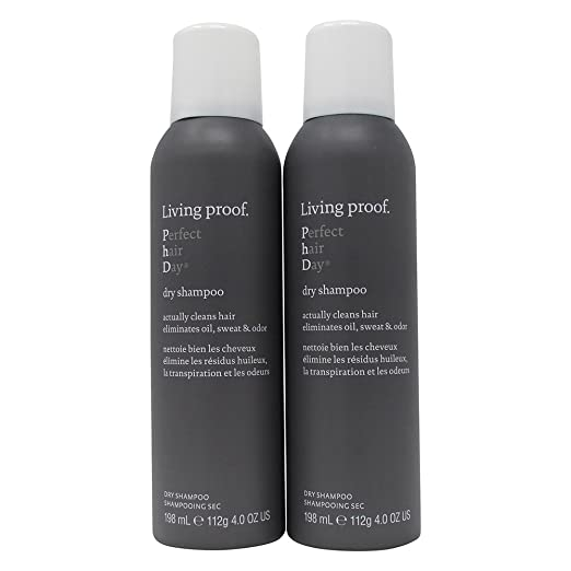 Living Proof Perfect Hair Day Dry Shampoo 4.0 oz Pack of 2