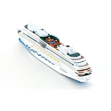 Amazoncom Siku Cruise Liner Die Cast Miniature By Prannoi - Toy cruise ship