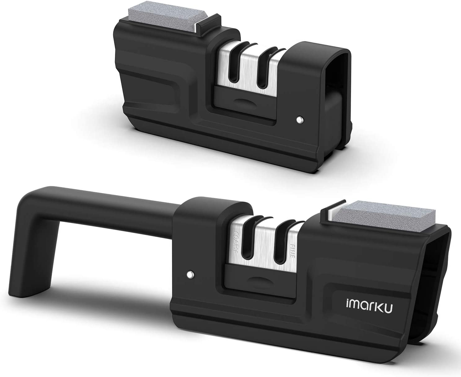 2. Imarku 2 Stage Knife Sharpener