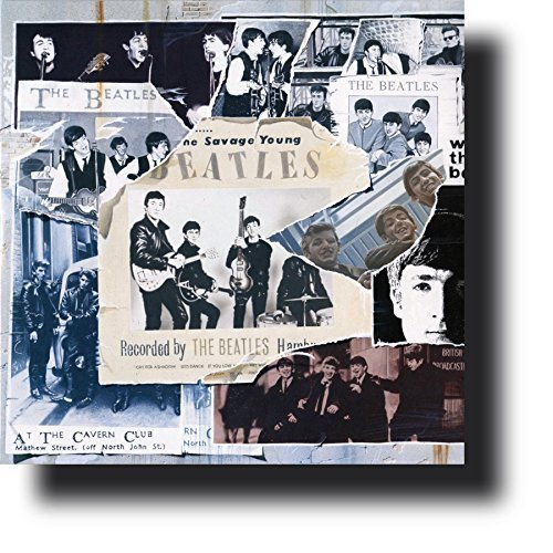 "Beatles Vinyl Record: - 'Anthology 1', RARE UK Import Triple (3) LP Set – Still Sealed! Apple Records, 1995 ""Limited Edition"" 1st Pressing w/60 Songs (MONO and STEREO mix LPs, includes ""Letter/Certificate of Authenticity"" (LOA"