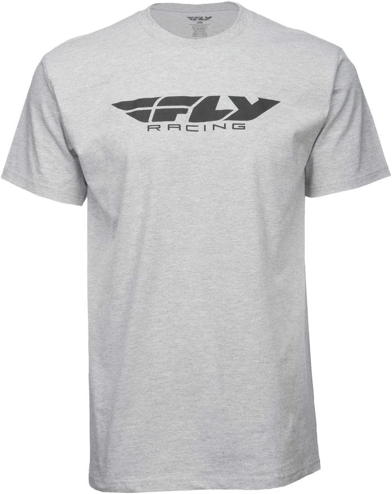 Grey Fly Racing Youth Corporate T-Shirt Small