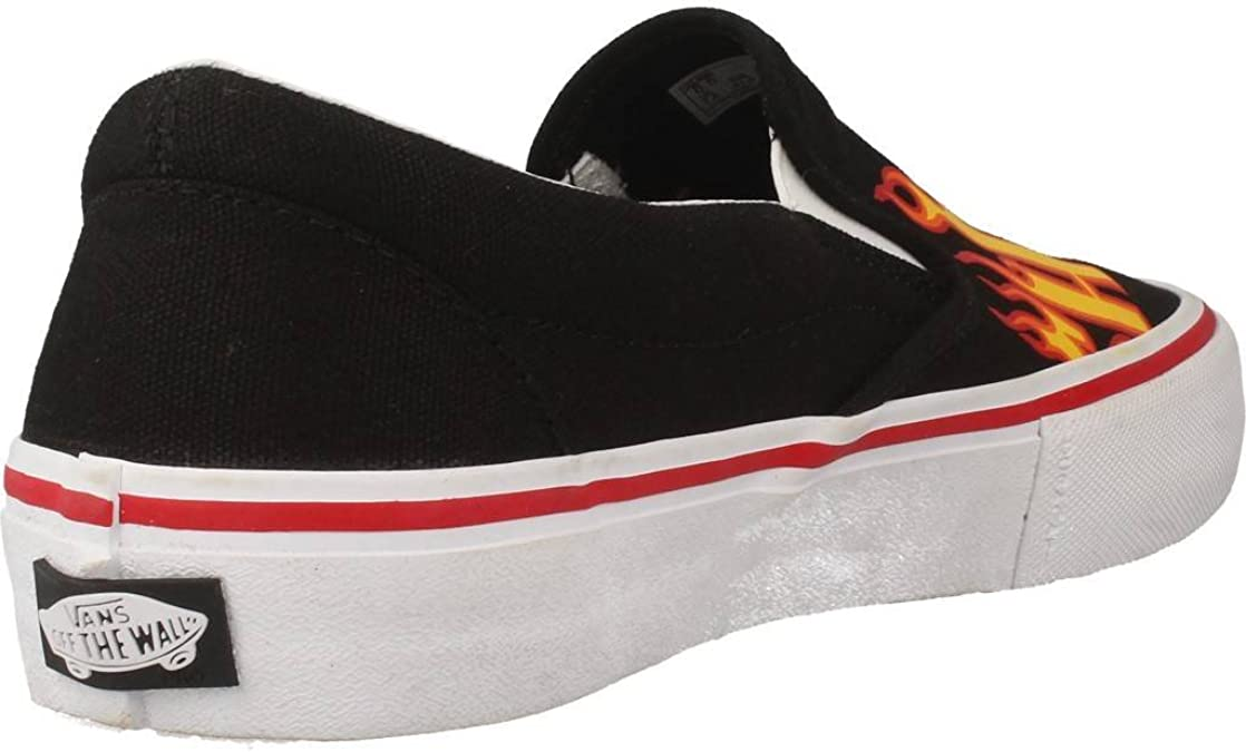 Vans Slip on Pro (Thrasher) Black: : Chaussures et Sacs