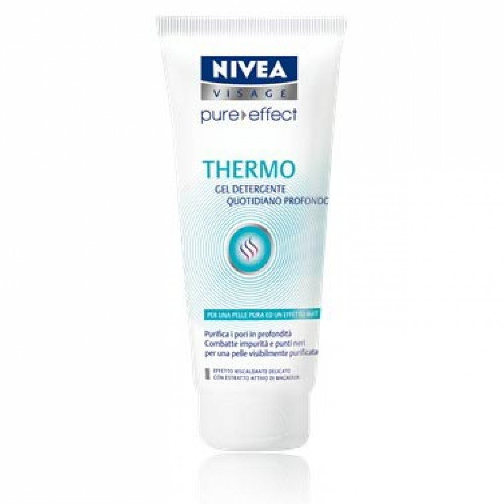 gel detergente quotidiano pure effect thermo 100 ml NIVEA