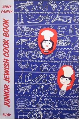 Book Junior Jewish Cookbook