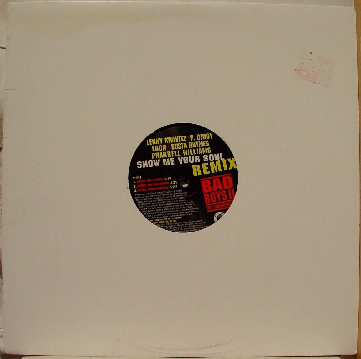 P Diddy / Lenny Kravitz / Pharrell Williams / Loon - P Diddy