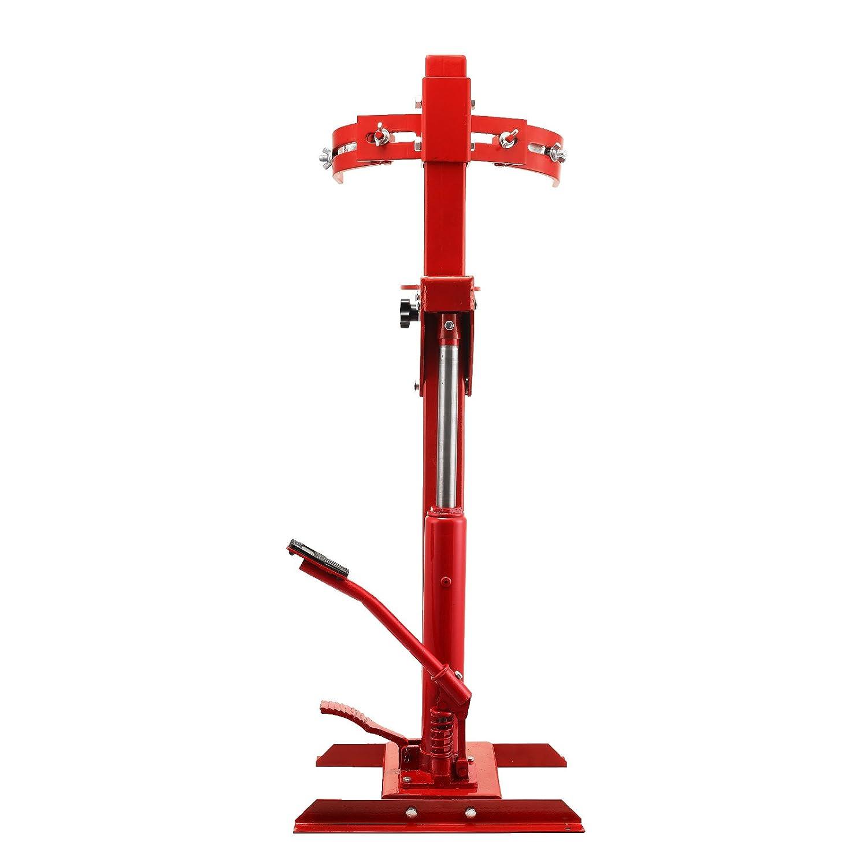 Happybuy Strut Spring Compressor Hydraulic Tool 2.5 Ton Auto Valve Spring Compressor 14 coil spring compressor set 2.5 Ton