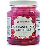 Maraschino Cherries with Stems, 74 Ounce Jar