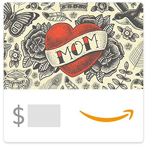 Amazon eGift Card - Mom -