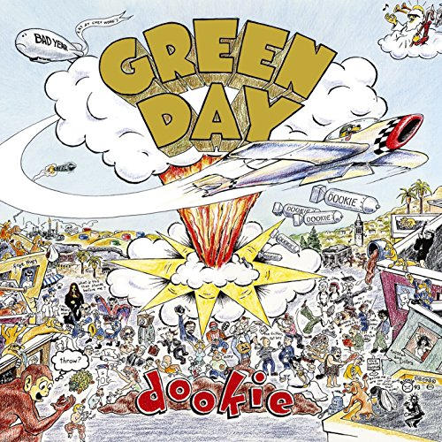 green day dookie iphone