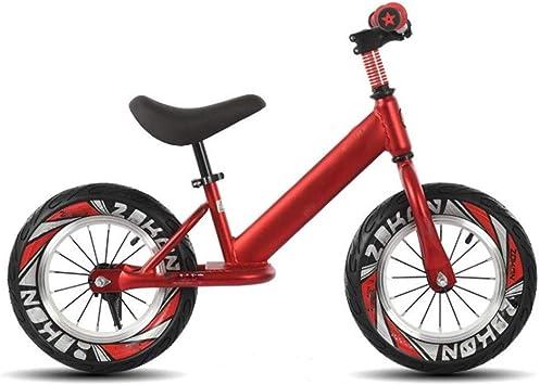 Patinetes para niños Balance For Niños Coche 1-3-2 Años Caminante Sin Pedal Bicicleta Niño