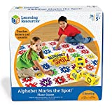 Learning Resources Alphabet Marks The Spot Floor Mat Review