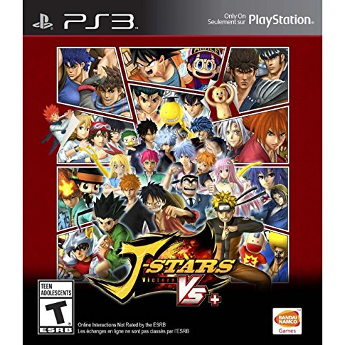 J-Stars Victory Vs - PlayStation 3 - Standard Edition