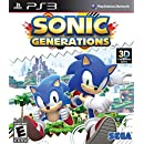 Sonic Generations - PlayStation 3