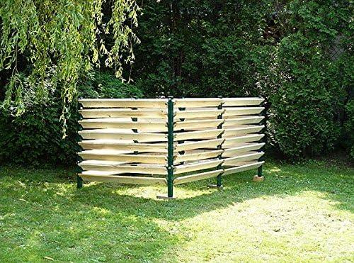 Jardín compostador 2500L termocompostador (Compost Contenedor ...