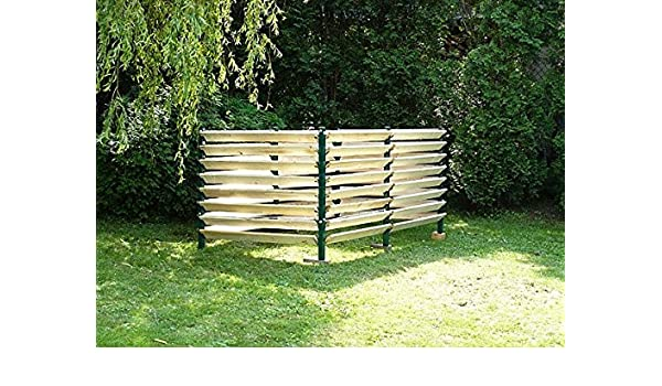 Jardín compostador 2500L termocompostador (Compost ...