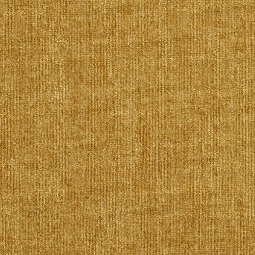 Gold Chenille Upholstery Fabric - 2