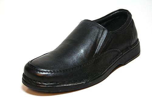Ludosport 425070 Hombre Calzado Zapatillas y Mocasines, Negro EU 40 (sin Caja)