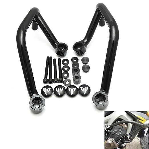 5 opinioni per MT 09 Paramotore Tubolare Protezioni Telaio per Yamaha MT09 MT-09 TRACER 2014