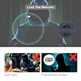 LANMU Screen Protector Webcam Cover for Echo