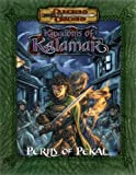 img - for Perils of Pekal (Dungeons & Dragons: Kingdoms of Kalamar Adventure Module) book / textbook / text book