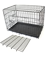 """PETJOINT Pet Dog Crate + Divider 