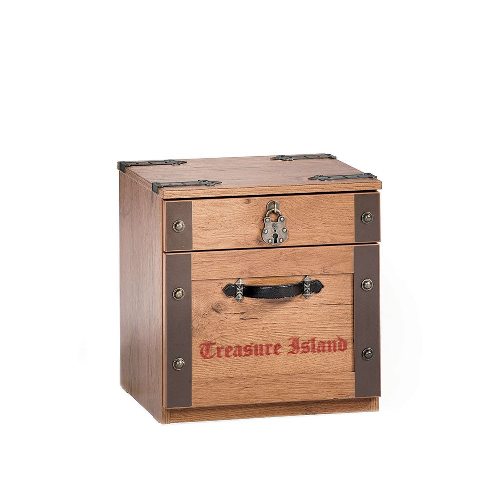 Cilek Kids Room Pirate Collection, Nightstand